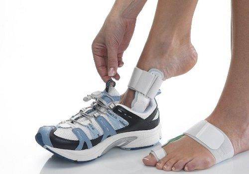 Шину можно носить с обувью