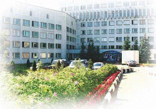 Центральная детская клиническая больница