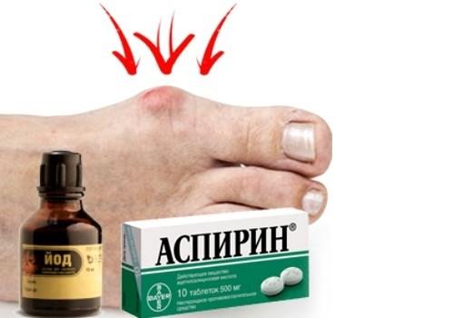 Йод и Аспирин